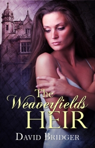 Cover - The Weaverfields Heir by David Bridger